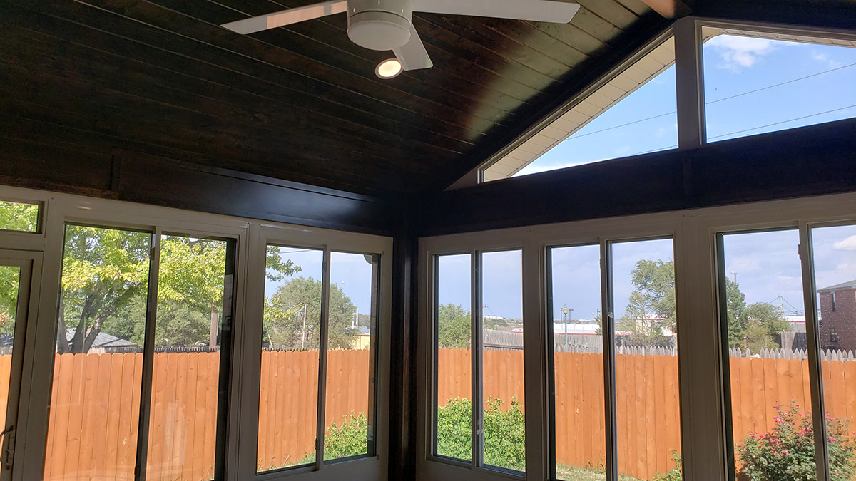 Sunrooms Enclosed Patios Sunset Outdoor Amarillo Tx